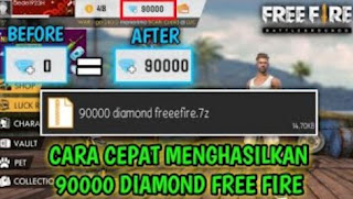 Script 90000 Diamond Free Fire 7z