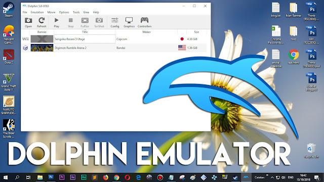 Preset / Setting Dolphin Emulator agar tidak LAG/LEMOT (PC, bukan android)