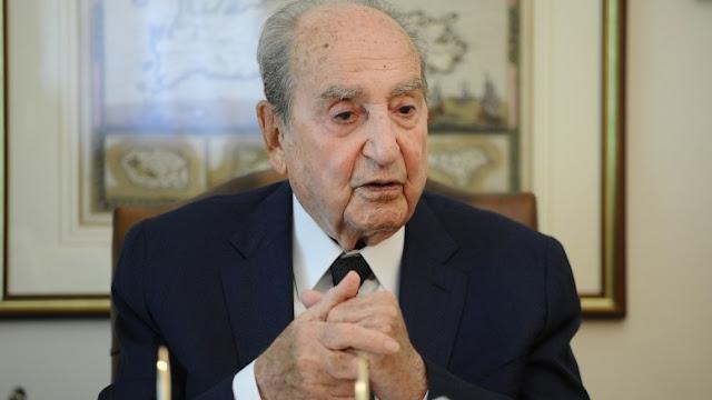 Δημήτρης Καμπόσος: Ο Κωνσταντίνος Μητσοτάκης υπήρξε σπουδαία προσωπικότητα