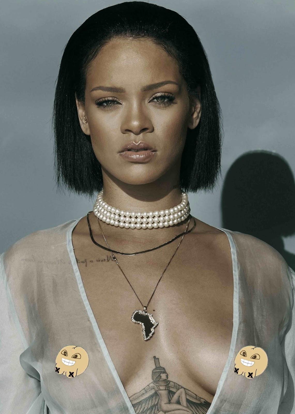 Rihanna Apologises To Muslim Community After Using Islamic Hadith