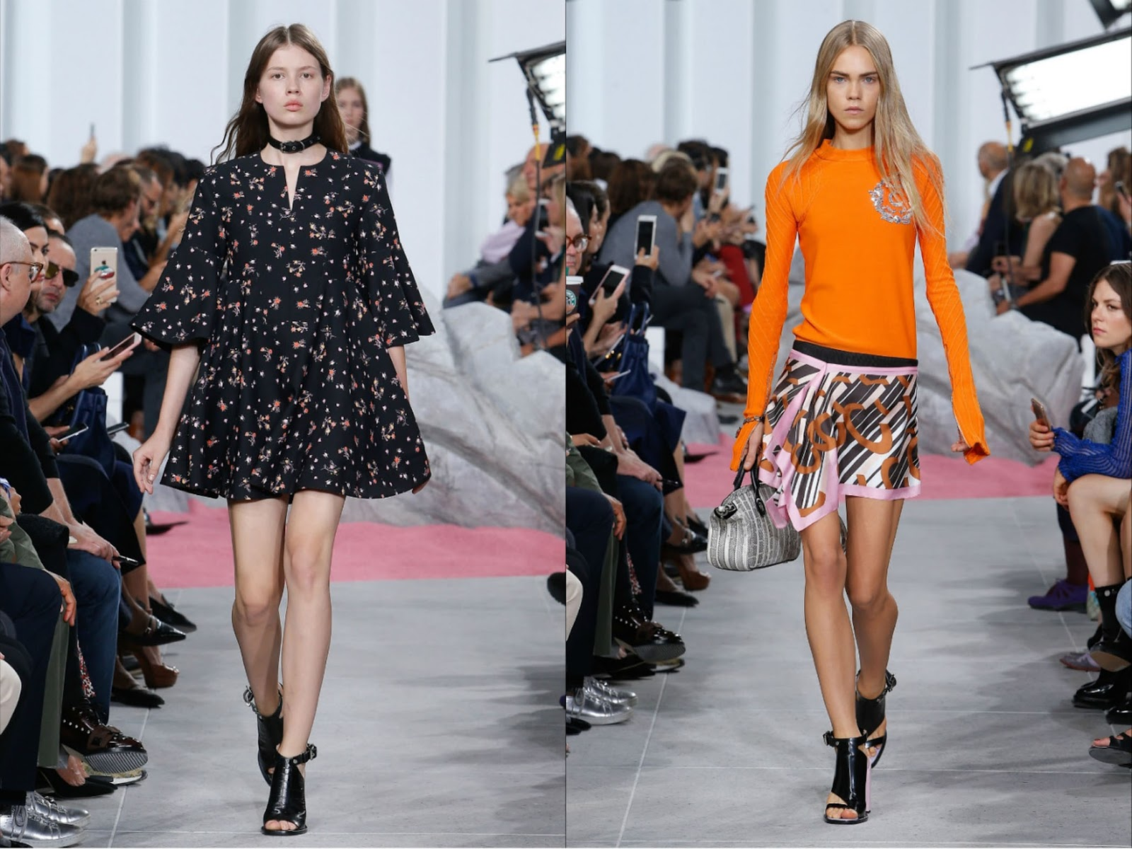 Eniwhere Fashion - Carven - PFW