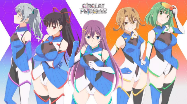 Circlet Princess OST Opening and Ending Song Full