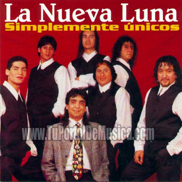 La Nueva Luna - Simplemente Unicos (1997)
