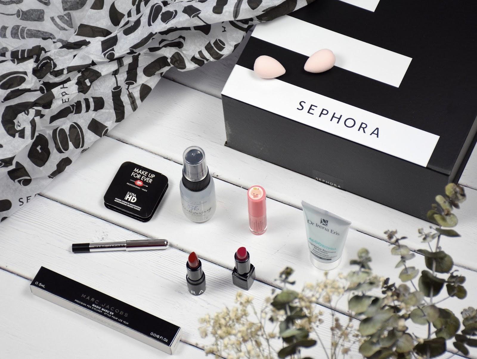 sephora box 2017