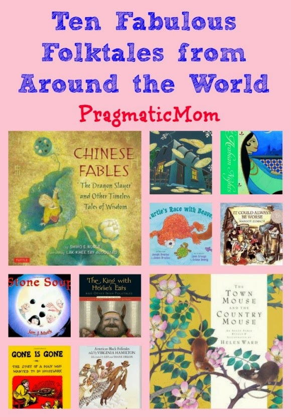 Folk Tales, Fables, and Fairy Tales: Books for Young Children