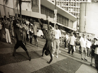 Capoeira, Fotografia no Itaú Cultural