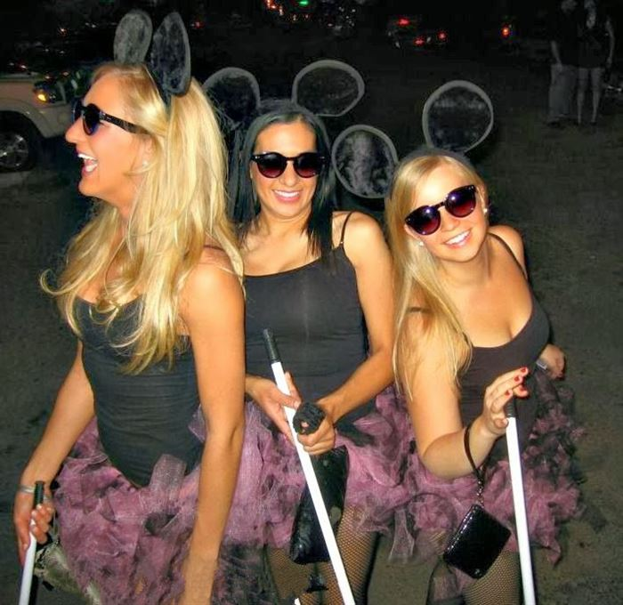 Funny Halloween Costumes Ideas For Groups