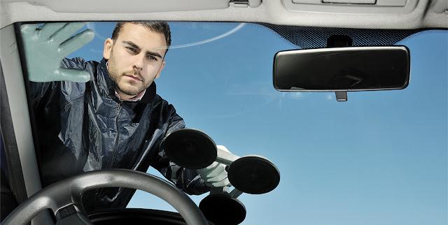 cara menghilangkan jamur pada kaca mobil