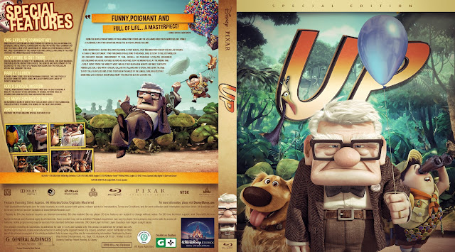 Up Bluray Cover