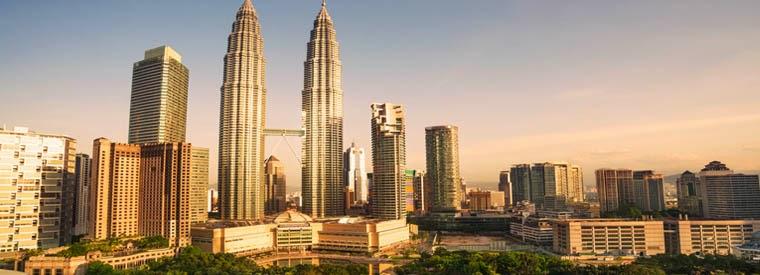 Tops 10 des activités à Kuala Lumpur