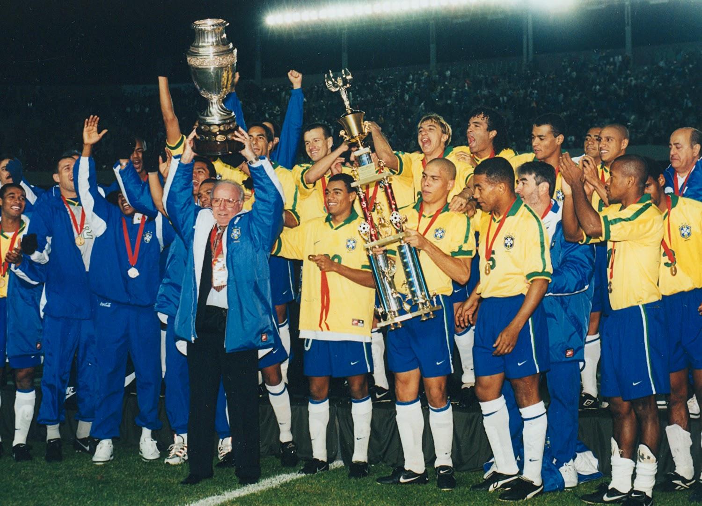 Image result for mexico brazil 1997 copa america