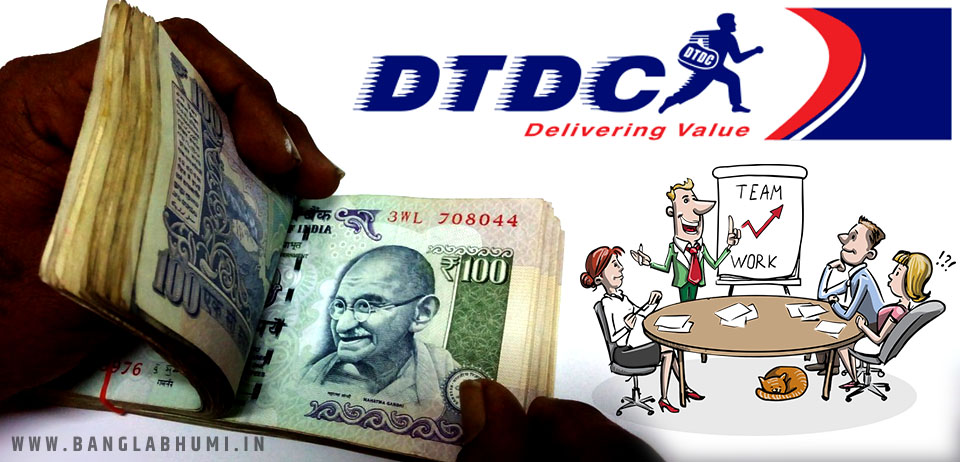 Apply DTDC Courier Frenchies Open New Business West Bengal