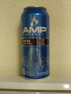 Caffeine Review For Amp Energy Focus