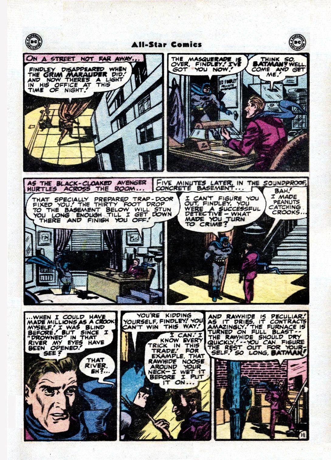 Read online All-Star Comics comic -  Issue #36 - 13