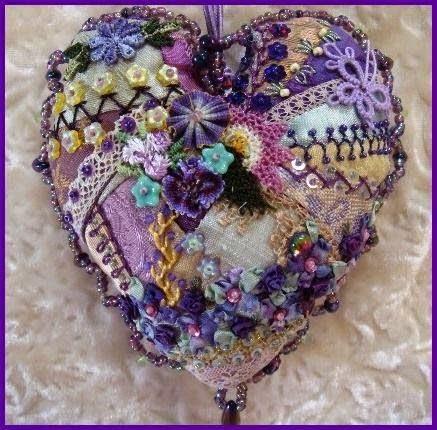 haftowane serce