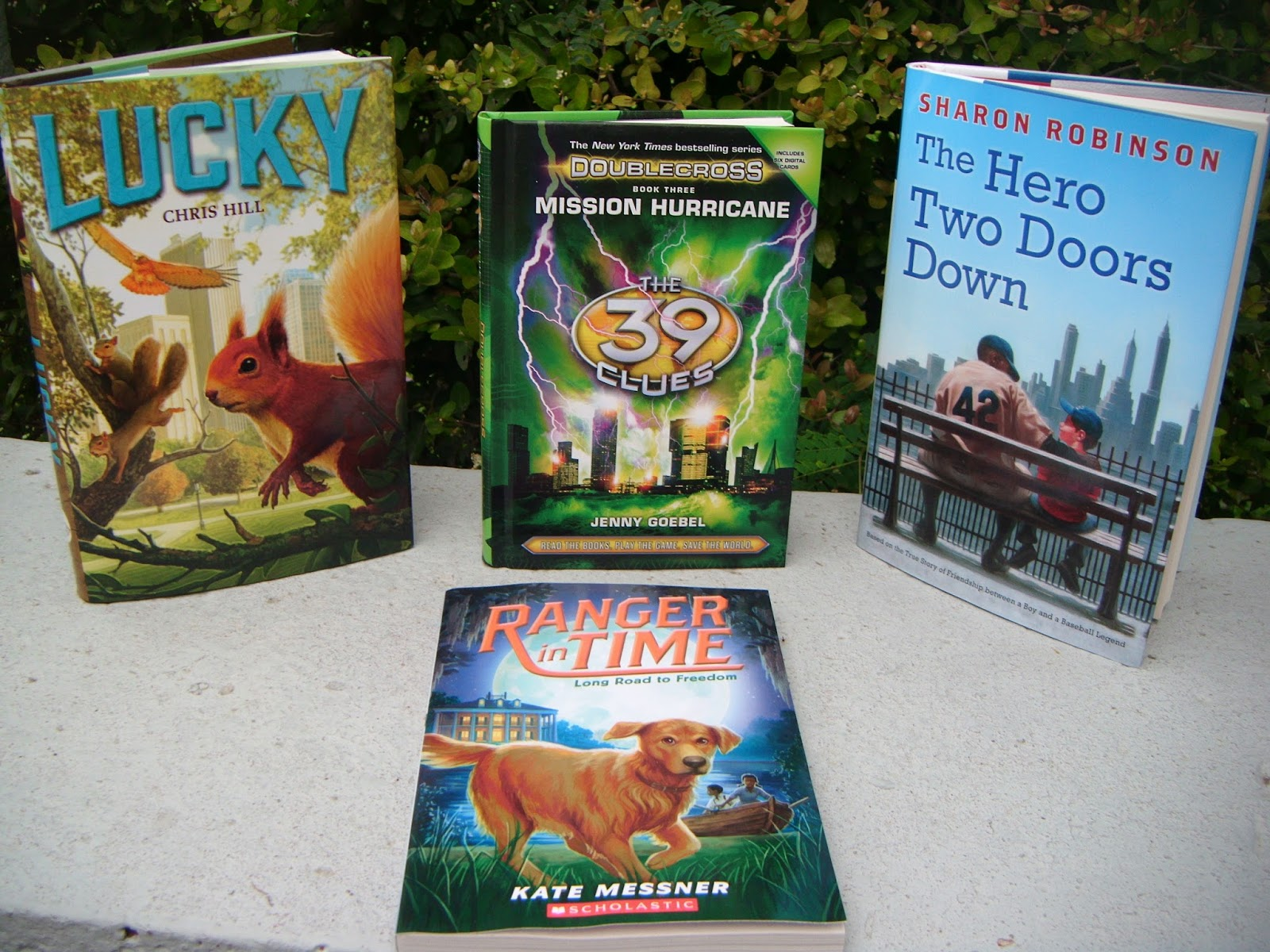 The ABCD Diaries Scholastic Roundup Exciting Summer Reading for