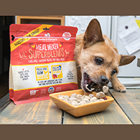 Stella & Chewy's Meal Mixer Lil' Superblends Dog Food Topper review