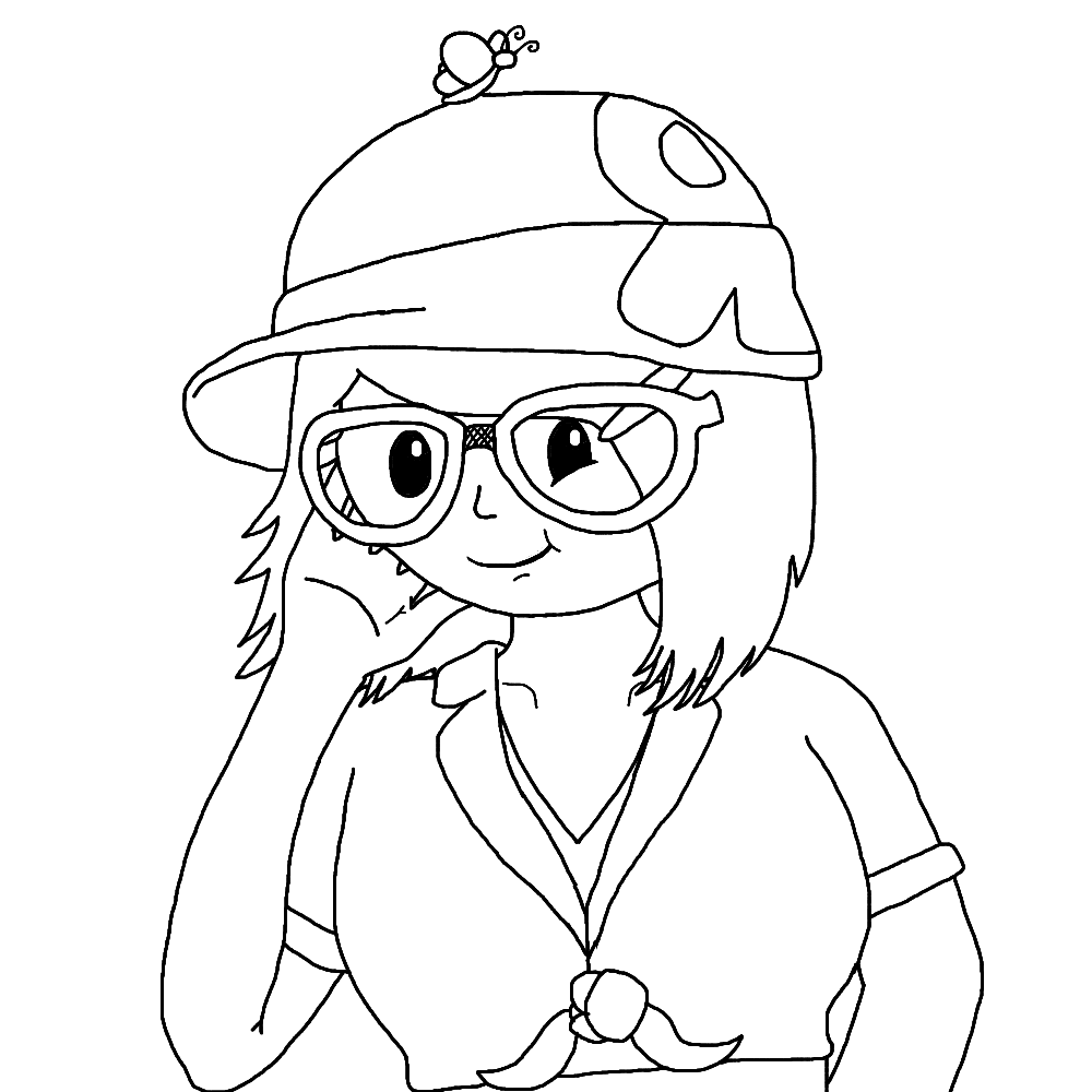 south park coloring pages butters - photo#15