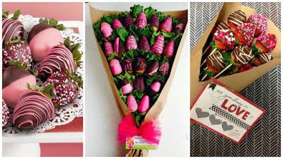 ramo-fresas-cubiertas-de-chocolate