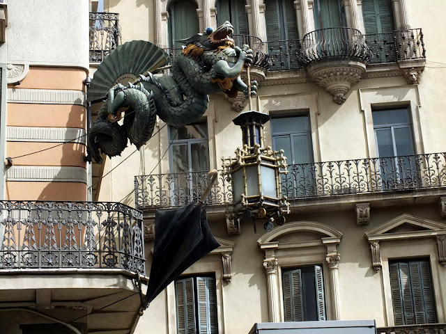 qué ver en las Ramblas de Barcelona