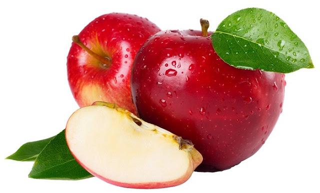 Xóa nếp nhăn hiệu quả bằng táo