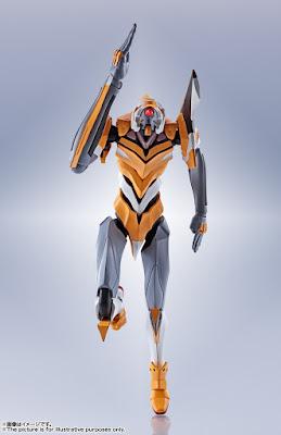 Robot Spirits Evangelion Zero Unit - New Movie Version