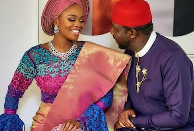 Photos Zainab Balogun Ties The Knot Traditionally