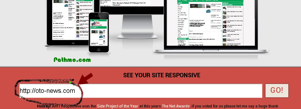 Cara Membuat Screenshot Blogger Template Keren