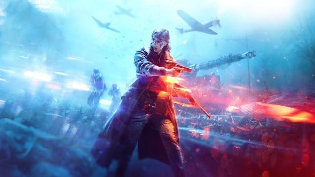 لعبة Battlefield V تواصل إبهارنا و المزيد من الصور نشاهد من هنا ..
