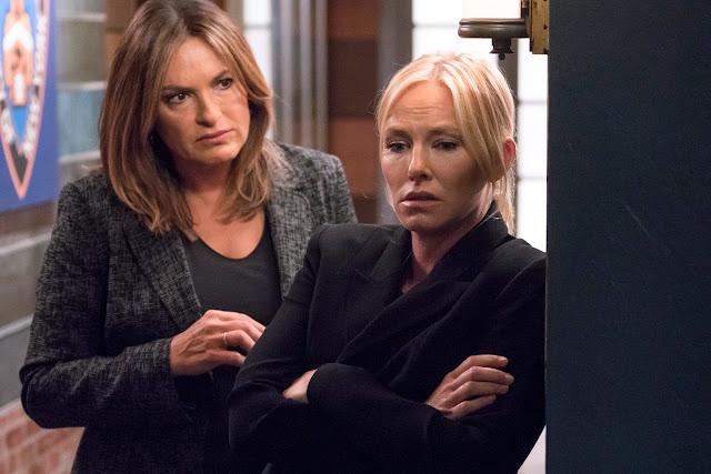 Universal TV exibe episódio duplo da temporada inédita de 'Law & Order: SVU'