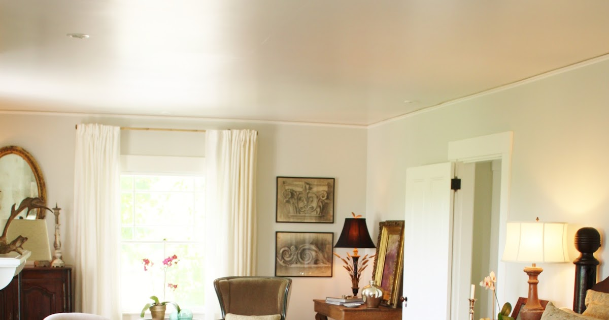for the love of a house: a favorite detail: ceilings with ...