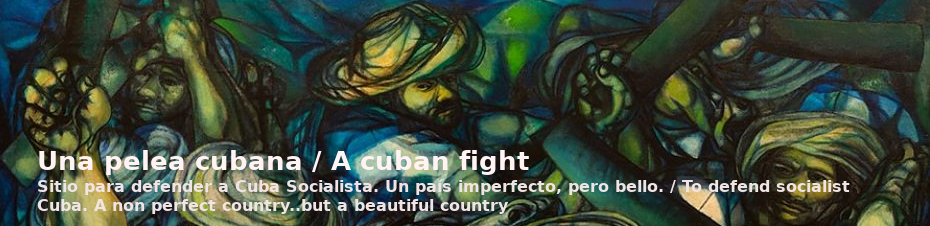 Una pelea cubana   / A Cuban fight
