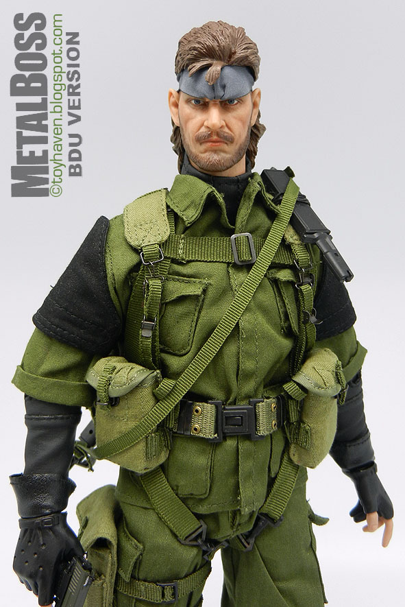 Ration Can 1//6 scale toy Metal Gear Solid 3
