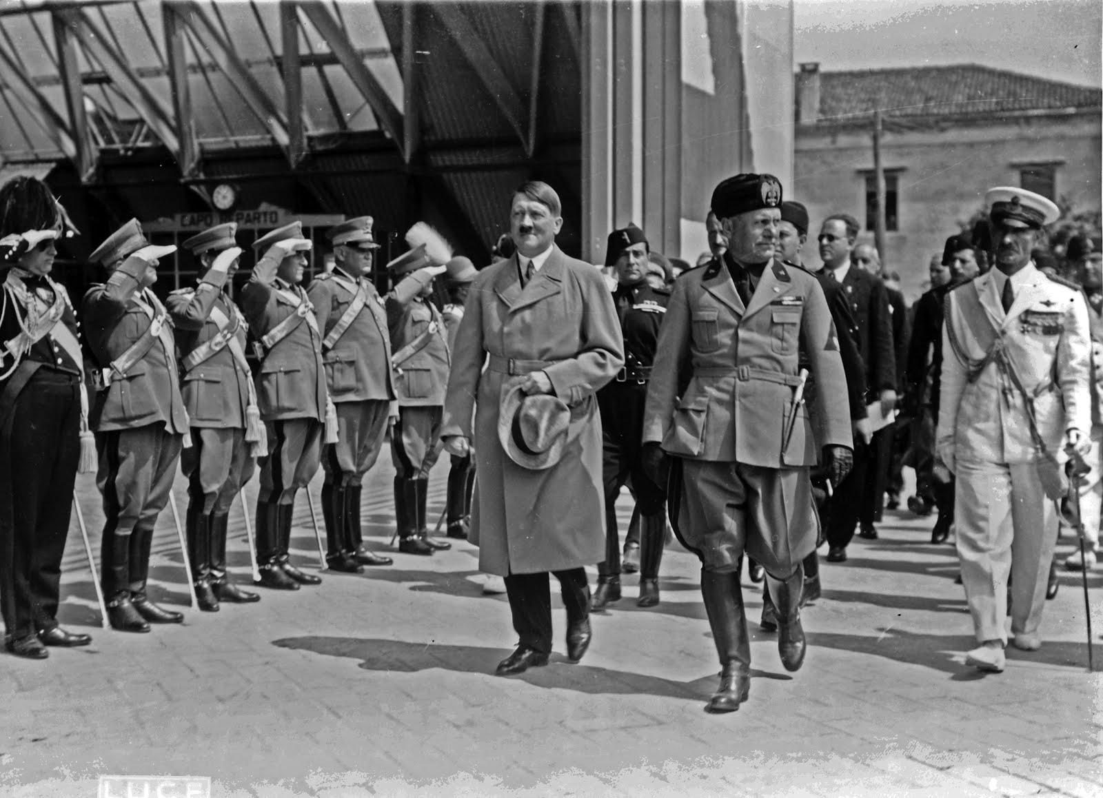 Φασισμός και ναζισμός