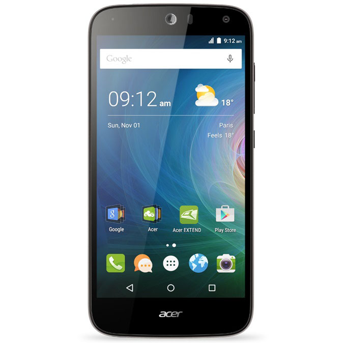 Acer Liquid Z630 announced