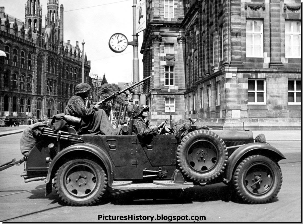 ss regiment der fuehrer amsterdam may 1940
