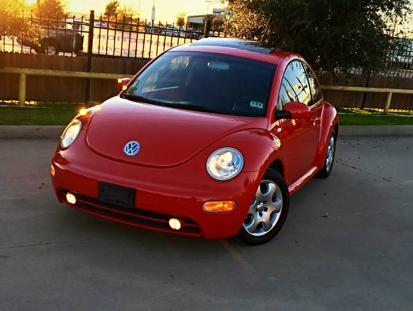 2003 Volkswagen Beetle For Sale