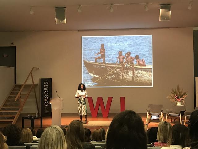 Roselyn Silva, em Women's Inspiration Portugal