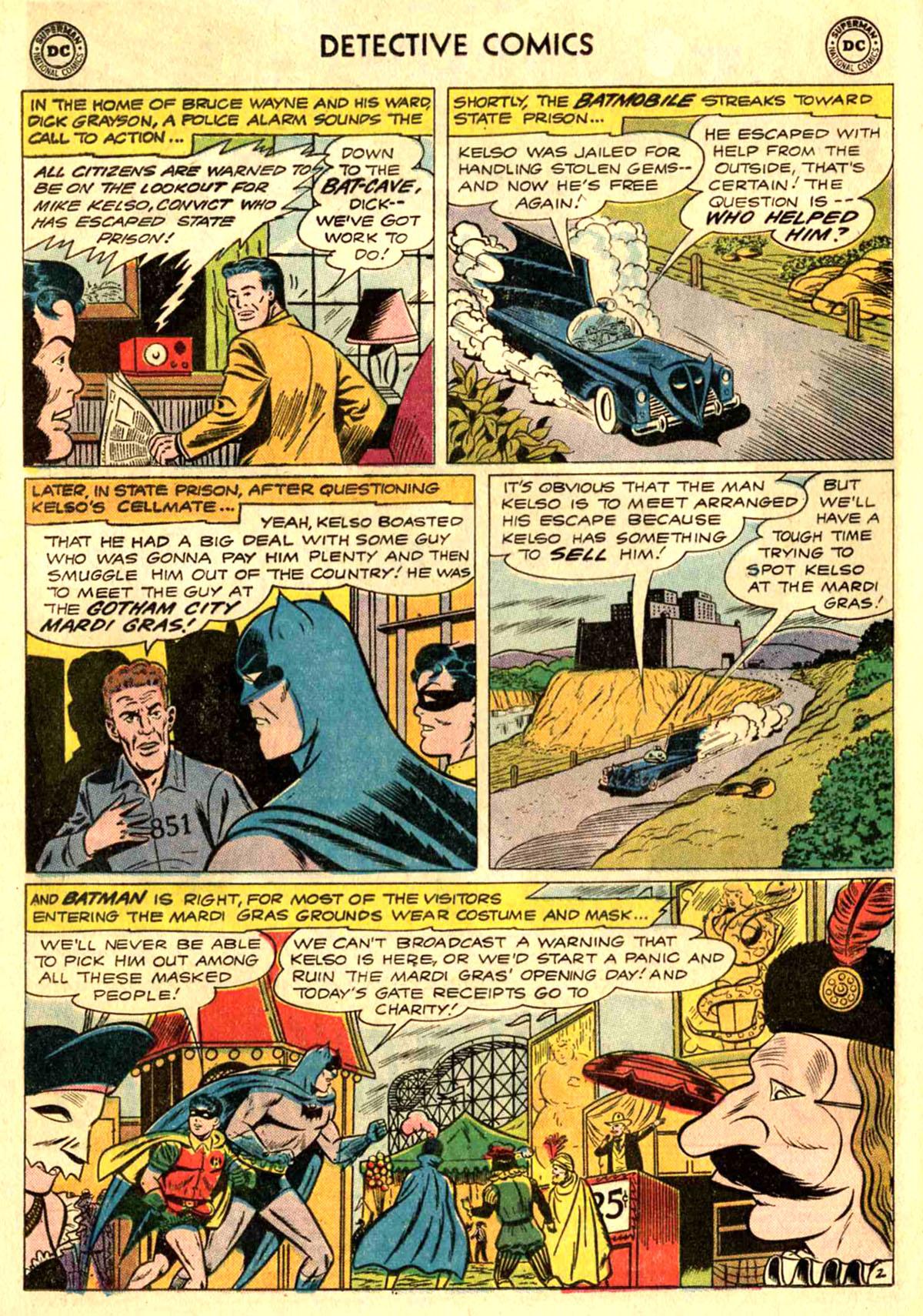 Detective Comics (1937) 309 Page 3