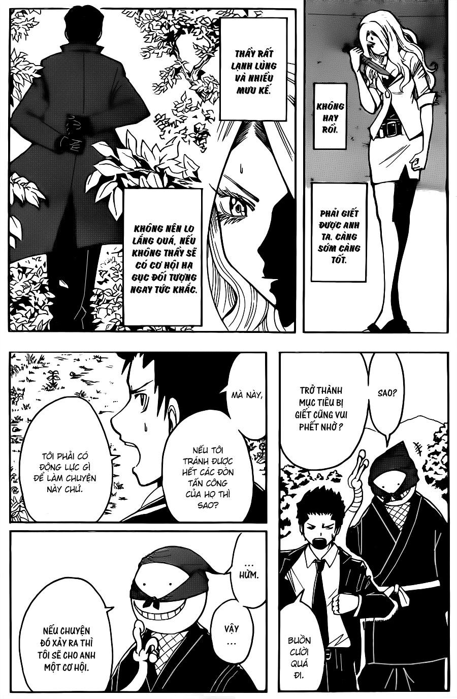 Ansatsu Kyoushitsu chap 26 trang 11