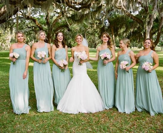 David S Bridal Wedding Gowns: Wedding Planning: Bridesmaid Dresses