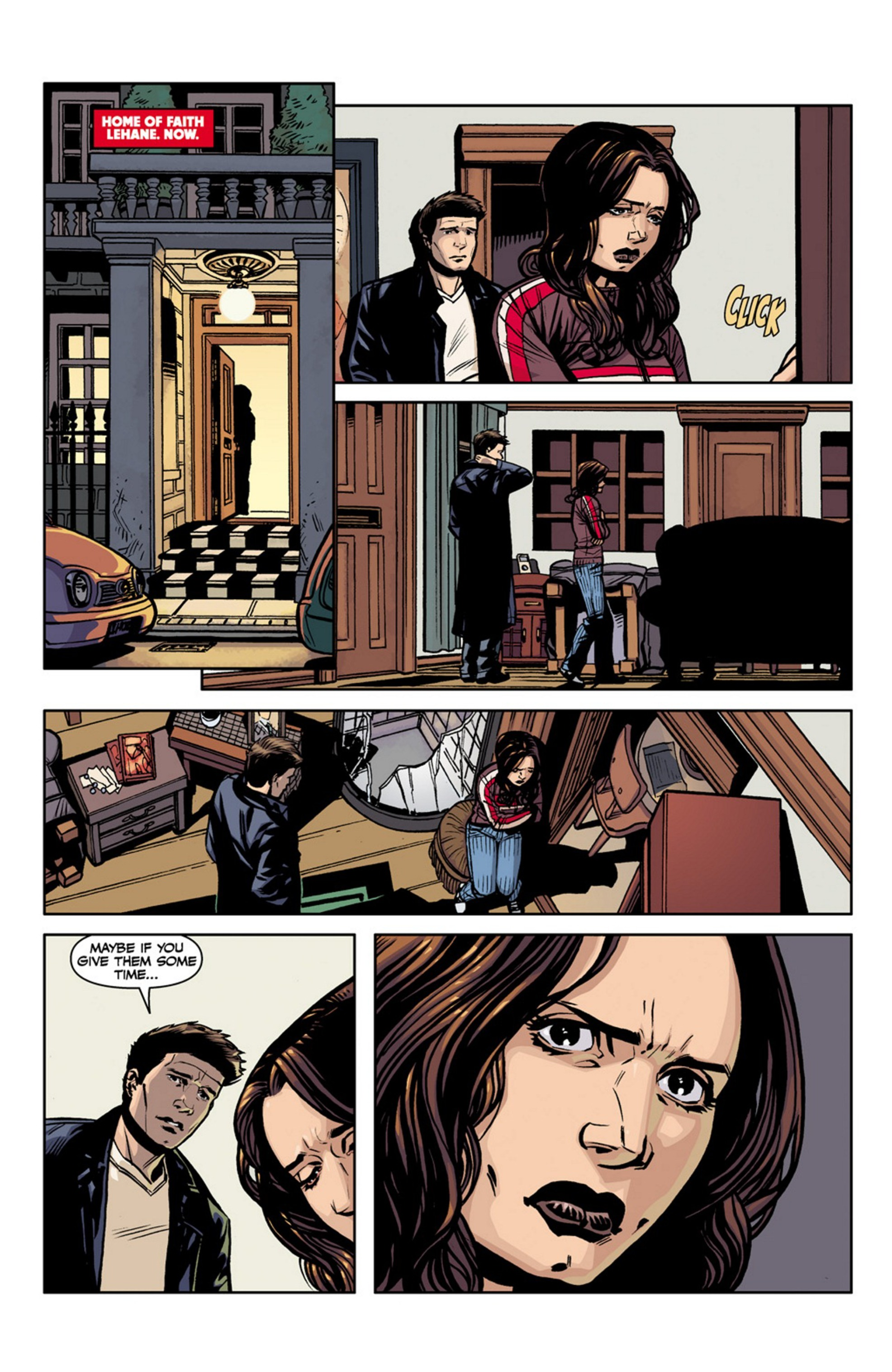 Read online Angel and Faith comic -  Issue #17 - 7