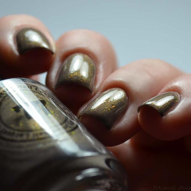 taupe nail polish