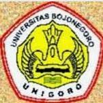 Info Pendaftaran Mahasiswa Baru ( UNIGORO ) Universitas Bojonegoro 2018-2019
