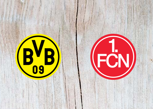 Borussia Dortmund vs Nuernberg Full Match & Highlights 26 September 2018