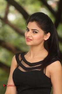 Actress Kamna Ranwat  Pictures in Black Short Dress at Selfie Raja Interview  0105