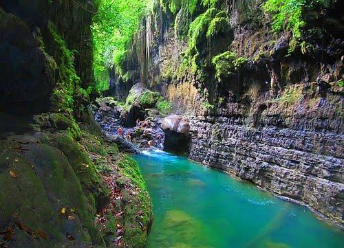 wisata green canyon pangandaran | wisata green canyon | green canyon ciamis | pangandaran | green canyon pangandaran | wisata pangandaran | pangandaran green canyon