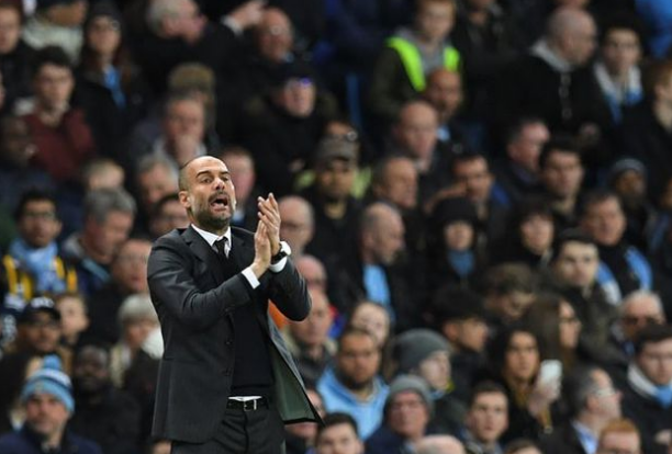 Guardiola Optimistis dengan Progres Manchester City