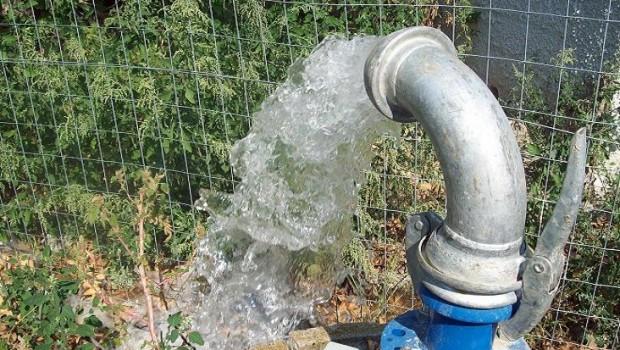 Πρόβλημα στην παροχή νερού από τον ανάβαλο στη Νέα Τίρυνθα