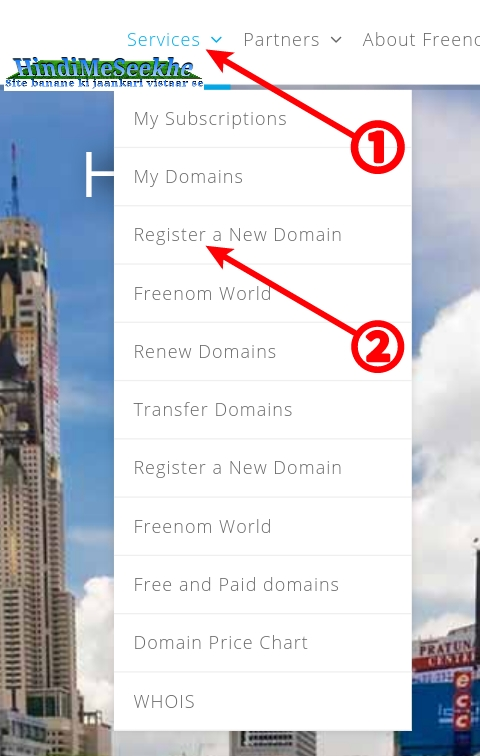 freenom-website-service-register-a-new-domain